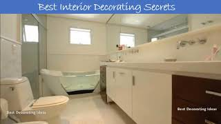 Modern bathroom designs for small spaces | Small space Room Ideas to Make the Most of Your