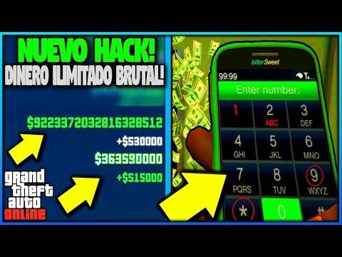 *INFO* NUEVO HACK DINERO INFINITO GTA 5 ONLINE 1.41 MONEY GLITCH BRUTAL!