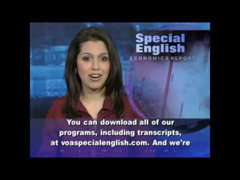 VOA News, VOA Learning English,VOA Special English, Economics Report Compilation#2
