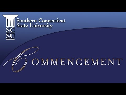 2016 Graduate Commencement Afternoon Ceremony