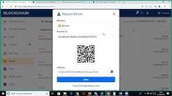 Comment récupérer votre adresse de payement Bitcoin ?