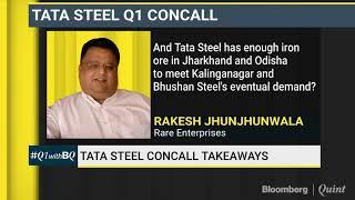 Rakesh Jhunjhunwala Questions Tata Steel's Management On Bhushan Steel Update