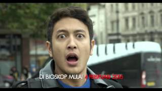 Love notes from Dimas Anggara London Love Story