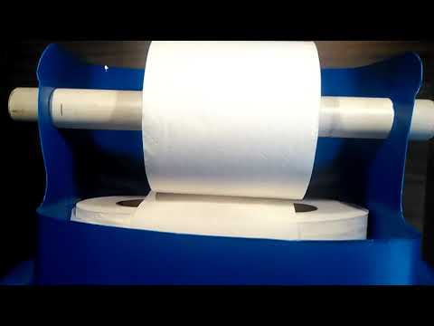 How To Make A Toilet Paper Holder Out Of A Plastic Bottle /Jug & A PVC Pipe ASMR DIY Hack Craft