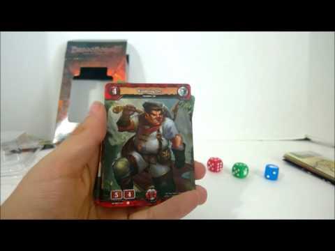 "Unboxing ""Alpha Dominance"" Dragoborne Trial Deck!"
