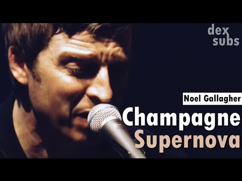 Noel Gallagher - Champagne Supernova [HD] - Legendado • [BR | 2015 | Live Zenith]
