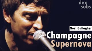Noel Gallagher - Champagne Supernova [HD] - Legendado • [BR | 2015 | Live Zenith]