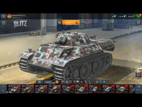 Download World of Tanks Blitz Thailand # Leopard (เล่นโชว์หญิงจนได้ M )