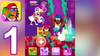 Partymasters - Gameplay Walkthrough Part 1 (iOS, Android)
