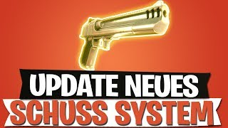 NEUES SCHUSS SYSTEM | VERKAUFSAUTOMAT IST DA! | FORTNITE BATTLE ROYALE Deutsch