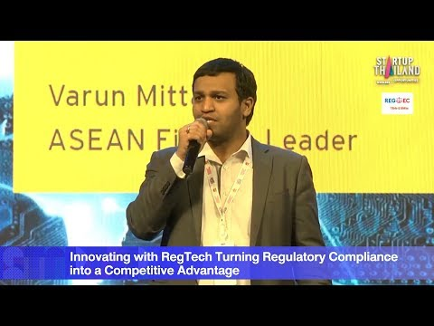 Innovating with RegTech Turning Regulatory Compliance into a Competitive Advantage
