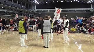 オープン団体戦 日本 フランス JAPAN FRANCE