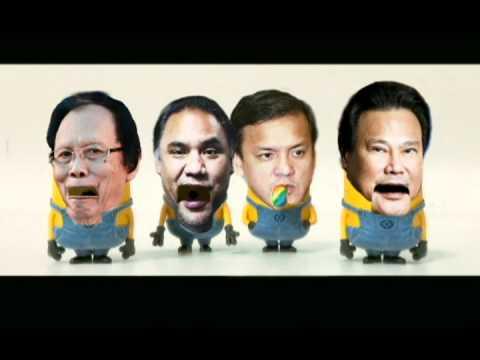 CJ Corona and defense team sing Minions Banana Potato Song from Despicable Me 2