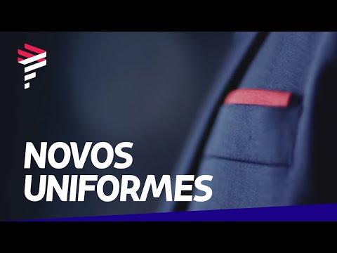 Conheça os novos uniformes da LATAM.