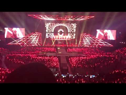 20180818 IKON 2018 CONTINUE TOUR IN SEOUL - 오프닝 (BLING BLING)