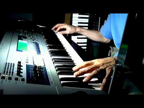 Takumi Synthsizer Improvisation Web live Recording 30 June 2015