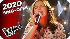 Johannes Oerding - Blinde Passagiere (Paula)   The Voice Kids 2020   Sing Offs