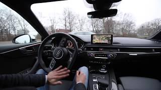 2018 Audi S5 Coupé 354HP [POV]