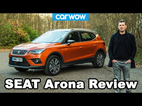 SEAT Arona SUV 2019 in-depth review | Mat Watson Reviews