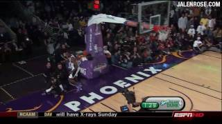 Dwight Howard Superman Free Throw Dunk in HD - 2009 Slam Dunk Contest
