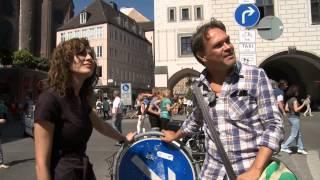 MYSTISCHE ORTE: Kraftlinien in München (Teil 1/ 3)