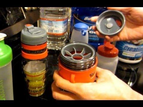 Turbine Protein Shaker Bottle Review