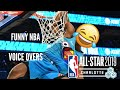 Download FUNNIEST NBA VOICE OVERS 2019! *EVER* 😂