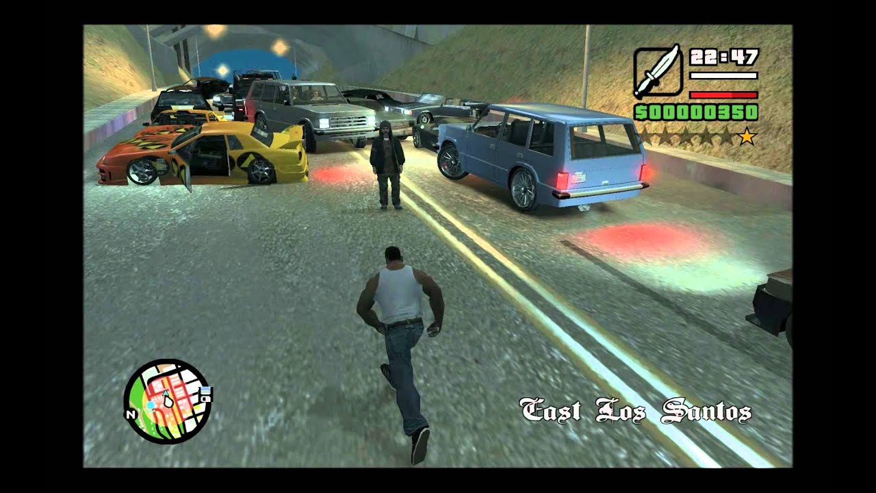 GTA IV: San Andreas: BETA 2