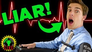 GTLive: Have You CHEATED ON ME?! | Lie Detector Test
