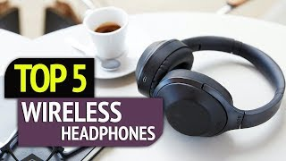 Video TOP 5: Wireless Headphones 2018 download MP3, 3GP, MP4, WEBM, AVI, FLV Juli 2018