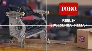Toro Edge Series Plus Reels