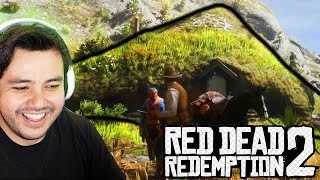 RDR 2 Online - Encontramos a Casa do HOBBIT!