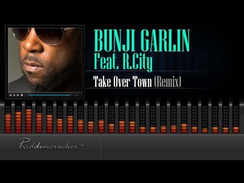 Bunji Garlin Feat. R.City - Take Over Town (Stadic Remix) [Soca 2016] [HD]
