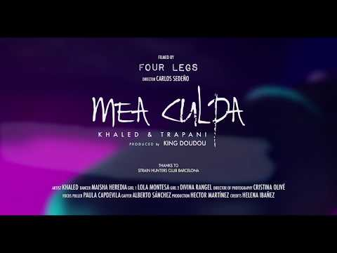 KHALED FT TRAPANI - MEA CULPA [OFFICIAL VIDEO]
