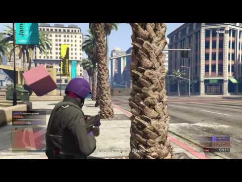 Is It gungame!?!!!!???! Gta 5 Online new job (Kill quota)