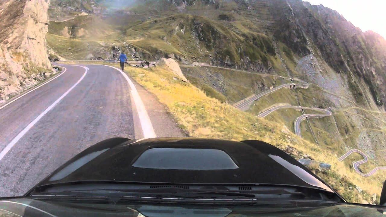 Transfăgărășan 2012 Quot Top Gear S Best Road In The World