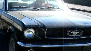 Testdrive4 65er Mustang Coupe