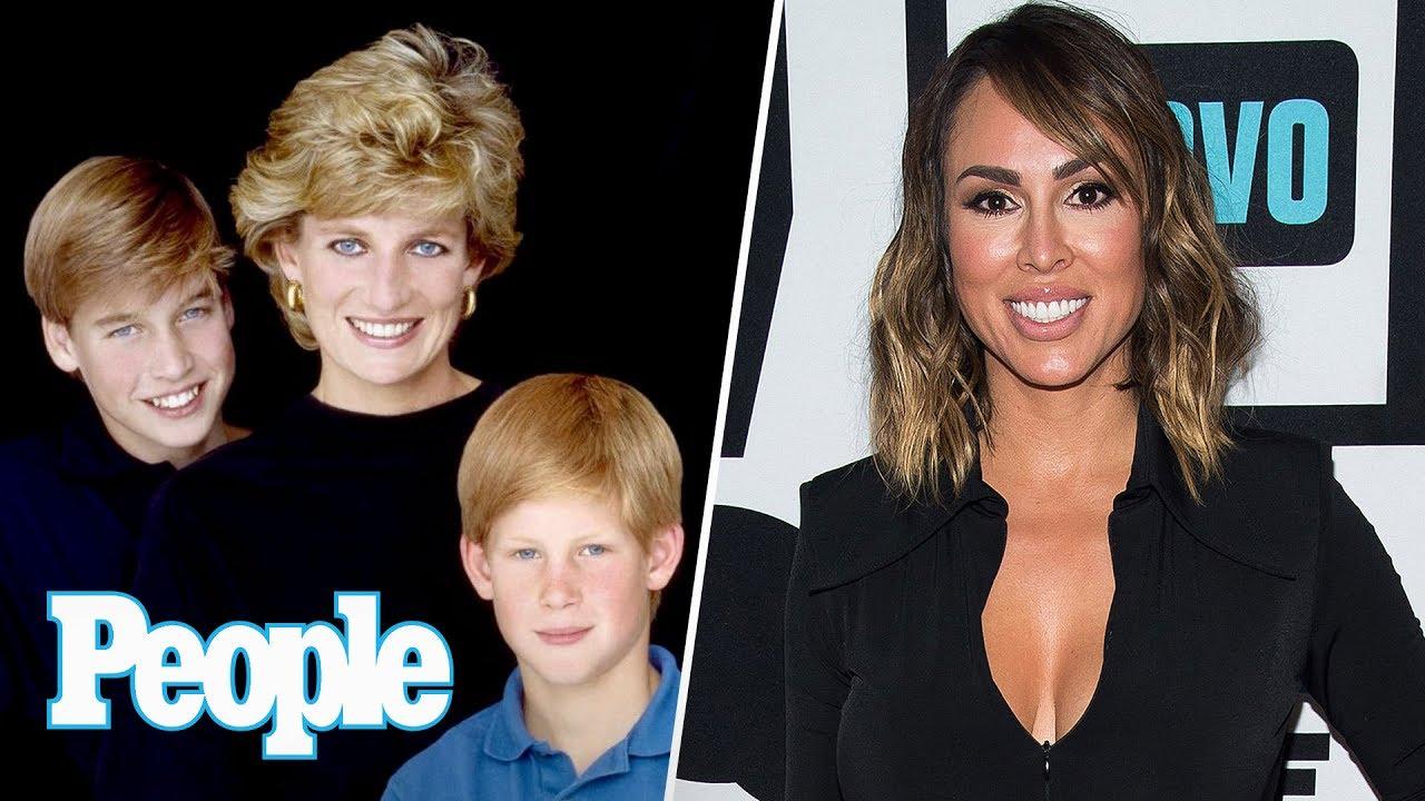 Prince Harry & William On Mom Diana As A Grandma, 'RHOC' Stars Talk Season 12 | People NOW | People