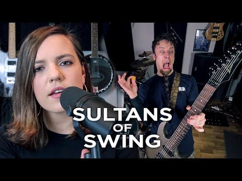 Sultans of Swing (metal cover by Leo Moracchioli feat. Mary