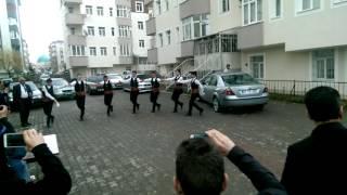 Erzurum gelin çıkarma folklor ekibi Baş Bar