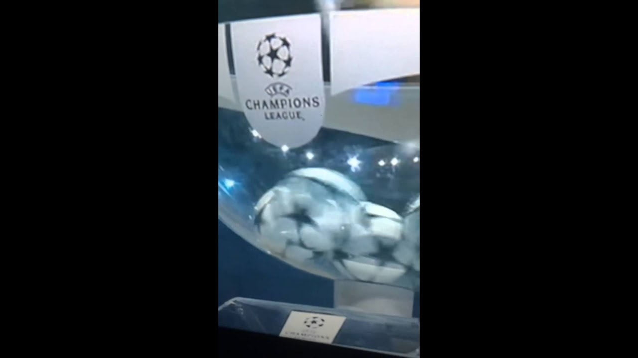 Was the Champions League draw fixed? Watch how Zanetti's hand doesn't move  of that ball