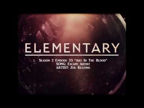 Elementary S02E23 - Escape Artist by Zoe Keating