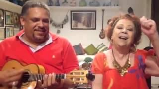 #NãoVaiTerGolpe de novo, reage meu povo │ Beth Carvalho │ Samba da Legalidade