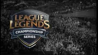 Neil Pollard - Embrace The Moment(LCS Season 2015 Spring)