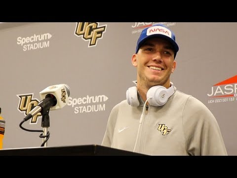 UCF 52, Temple 40 - Players Press Conference
