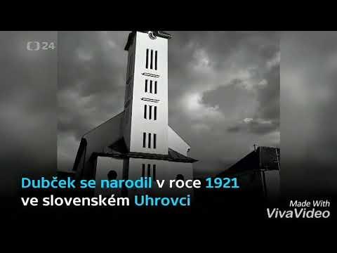 Před 25 lety zemřel Alexander Dubček