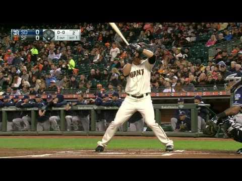 September 12, 2016-San Diego Padres vs. San Francisco Giants