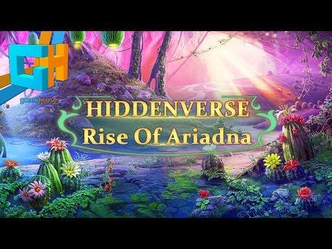 Hiddenverse - Rise of Ariadna | Gameplay Trailer