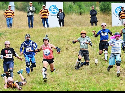 The Great Canadian Cheese Rolling Festival 2016