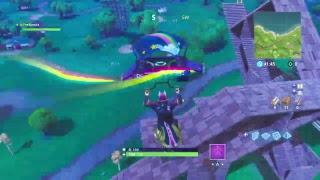 Fortnite stream Sniper vs runners